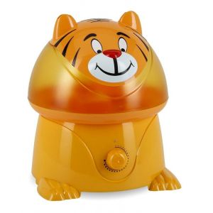 Crane Orange Ultrasonic Cool Mist Humidifier Timmy the Tiger