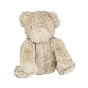 Barefoot Dreams Stone Cuddle Buddie Bear Plush Toy