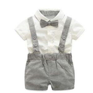 Cute & delicate little gentleman outfit