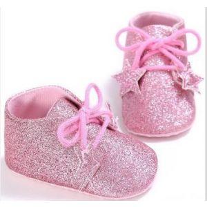 Cute Sparkling Pre - Walkers Pink