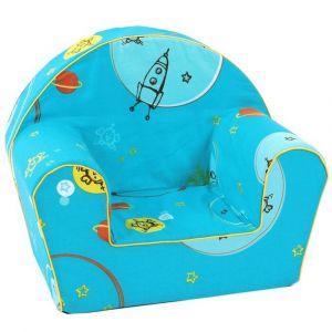 Delsit Arm Chair Space Light Blue