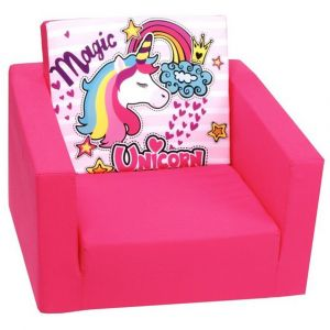 Delsit Single Sofa Magic Unicorn