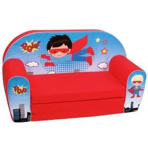 Delsit Sofa Bed Super Hero