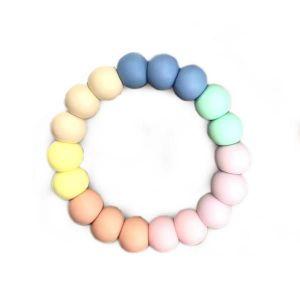 Desert Chomps Rainbow Solo Classic Teether