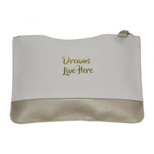 Dkt-Portugal Quote Clutch Miss Lemonade Hand Bag