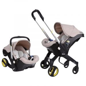 Doona Infant Car Seat and Stroller Beige