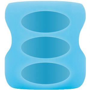 Dr Browns Blue Wide Neck Glass Bottle Sleeve - 150ml