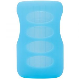 Dr Browns Blue Wide Neck Glass Bottle Sleeve - 270ml