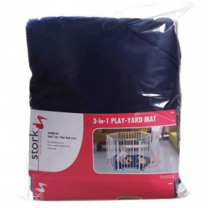 Dreambaby Navy Playpen Mat