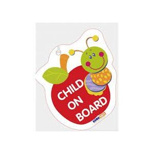 Duma Safe Child Safety Child On Board Sticker
