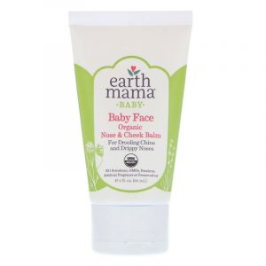 Earth Mama Baby Face Organic Nose & Cheek Balm - 60ml