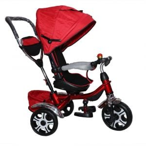 Sparkle n Shine Rubber Tyres Eb Stroller
