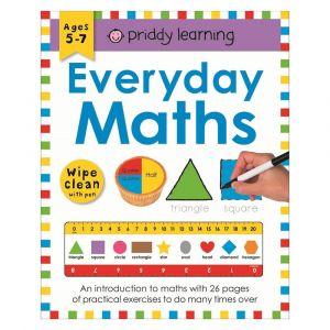 Everyday Maths Wipe Clean Work Book