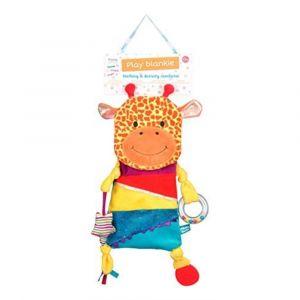 Fiesta Crafts Giraffe Blankie Toy