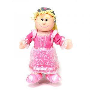 Fiesta Crafts Hand Puppet Princess