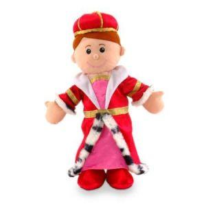 Fiesta Crafts Hand Puppet Queen