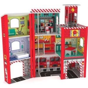 Eureka Kids Fire Station, Kid's Pretend Toy