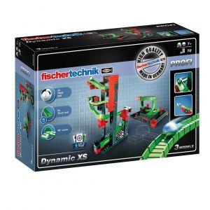 Fischer Technik Dynamic XS Building Kit 70 Piece