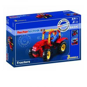 Fischer Technik Tractors, Kid's Toys