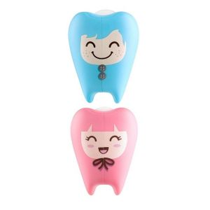 Flipper 2 In1 Freckie & Gigi Toothbrush Holder