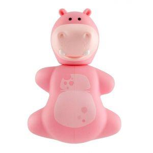 Flipper Fun Animal Hippo Toothbrush Holder