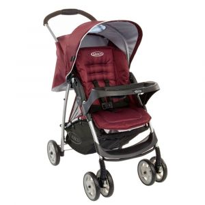 Graco Plum Mirage Plus Stroller