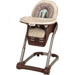 Graco Brown Blossom 4-in-1 Seating System