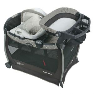 Graco Cuddle Cove Elite London Pack N Play On The Go Playard