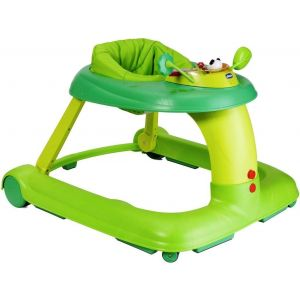 Chicco Green 1-2-3 Baby Walker