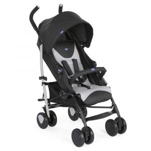 Chicco Echo Stroller with Bumper Bar - Stone