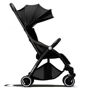 Hamilton One Prime X1 MagicFold Stroller - Black