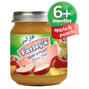 Heinz Farley's Apple Baby Food, 120g