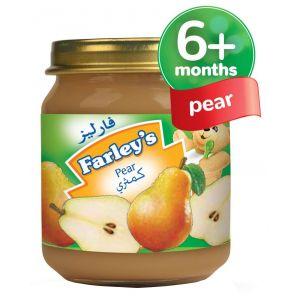Heinz Farley's Pear Jar, Baby Food