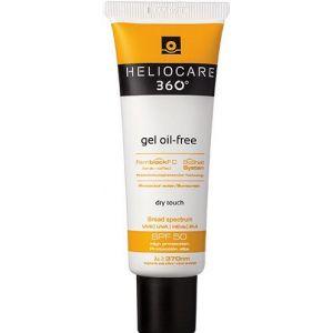 Heliocare 360 SPF 50 Oil Free Gel - 50ml
