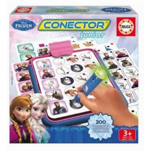 Educa Junior Frozen Conector Toy 40 Sheets