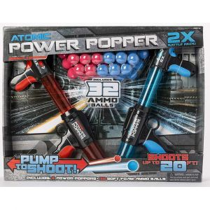 Hog Wild Atomic Power Popper 8X gift set