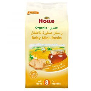 Holle Organic Baby Mini Rusks - 100g