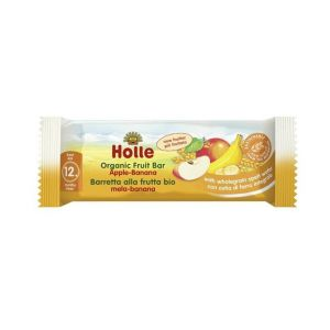Holle Organic Fruit Bar Apple & Banana - 25g