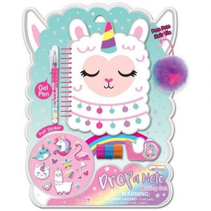 Hot Focus Drop a Note Writing Set - Magical Friends