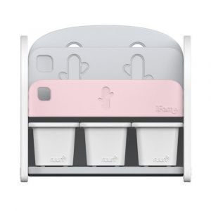 iFam Easy Doing Front Bookshelf Pink