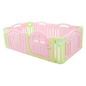 iFam Marshmallow Baby Room Expand Pink