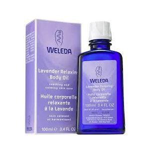 Weleda Lavander Body Oil - 100ml