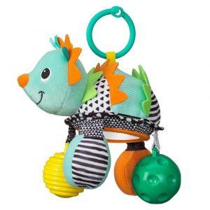 Infantino Hedgehog Mirror Pal Toy