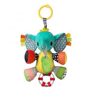Infantino Peanut The Elephant Activity Pal Toy