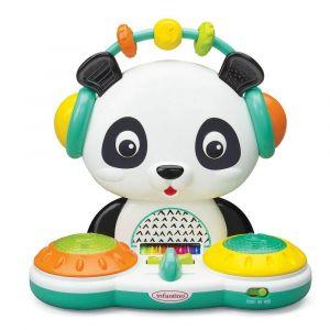 Infantino Spin & Slide Dj Panda Toy
