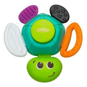 Infantino Turtle Rattle Toy