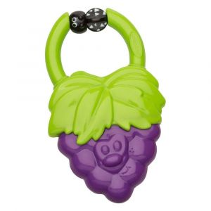 Infantino Vibrating Teether - Grape Toy