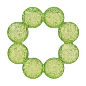 Infantino Water Teether - Green Toy
