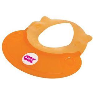 Okbaby Hippo bath ring for head - Orange