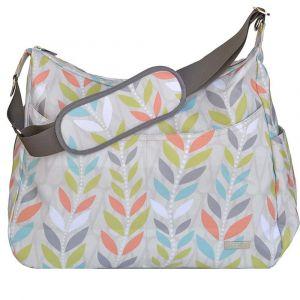 JJ Cole - Collections Linden Diaper Bag - Citrus Breeze